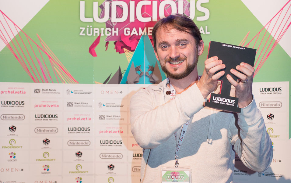 Reigns by Neral wins at Ludicious 2017