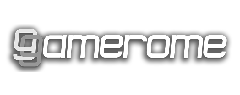 web logo gamerome