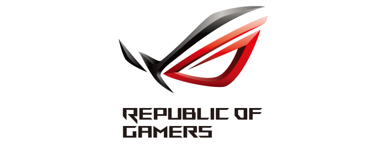 website logo republic of gamers